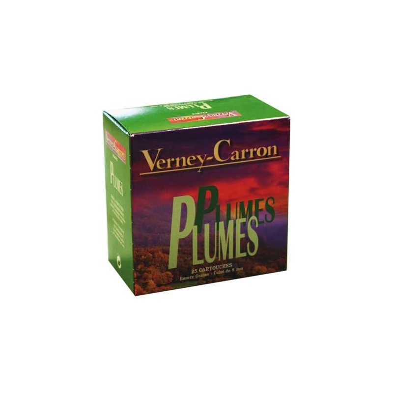 Plumes BG 26 / Plomb 8