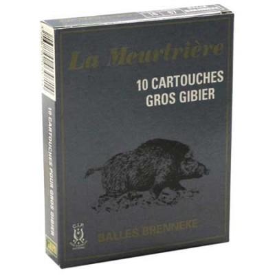 Brenneke CAL 16/16 Gros Gibier