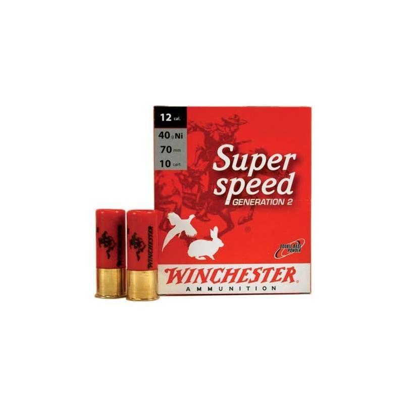 Super Speed 12/36 Plombs 6
