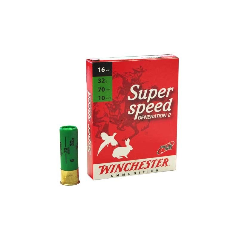 Super Speed 16/32 Plombs 7