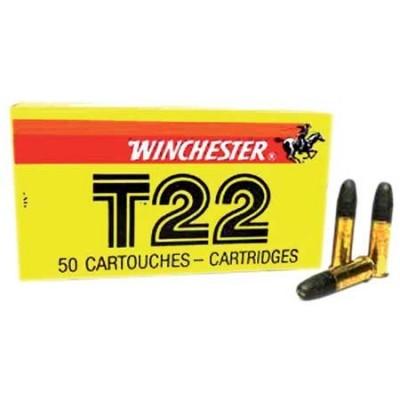 CWT 22 LR Target