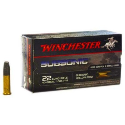 CW 22 LR Subsonic