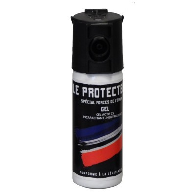 AEROSOL ANTI-AGRESSION FORCE LE PROTECTEUR GEL CS 50 ML