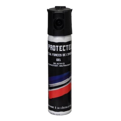 AEROSOL ANTI-AGRESSION FORCE LE PROTECTEUR GEL CS 75 ML