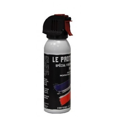AEROSOL ANTI-AGRESSION FORCE LE PROTECTEUR GEL CS 100 ML ACCUSOL