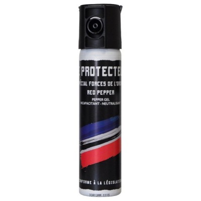 AEROSOL ANTI-AGRESSION FORCE LE PROTECTEUR GEL POIVRE 75 ML
