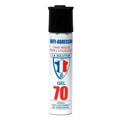 AEROSOL ANTI-AGRESSION PUISSANCE 70 75 ML GEL CS