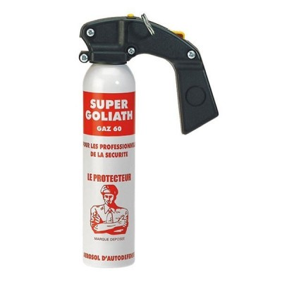 AEROSOL ANTI-AGRESSION GAZ SUPER GOLIATH 290 ML