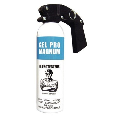 AEROSOL ANTI AGRESSION GEL PRO MAGNUM 500 ML