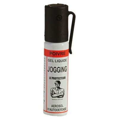 AEROSOL ANTI-AGRESSION JOGGING - GEL POIVRE - 25 ML