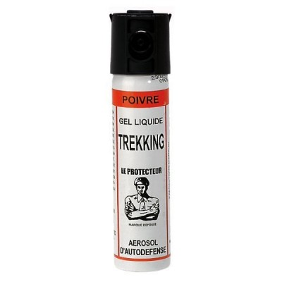 AEROSOL ANTI-AGRESSION TREKKING - GEL POIVRE 75 ML