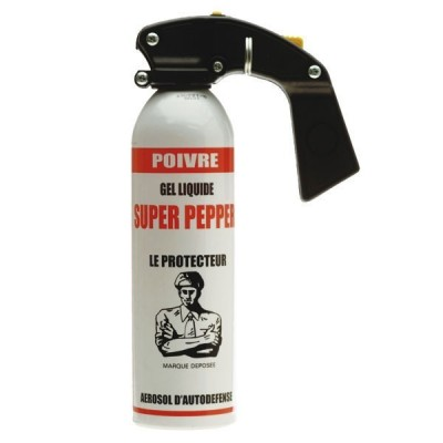 SUPER PEPPER - GEL POIVRE - 500 ML