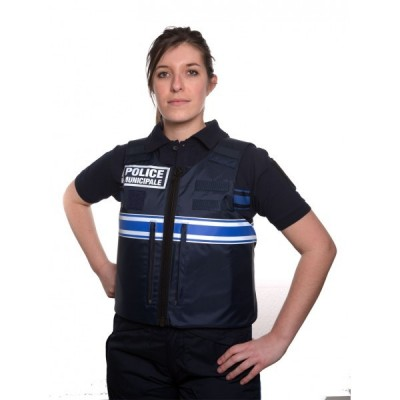 Gilet pare balles Police Municipale Easy Femme