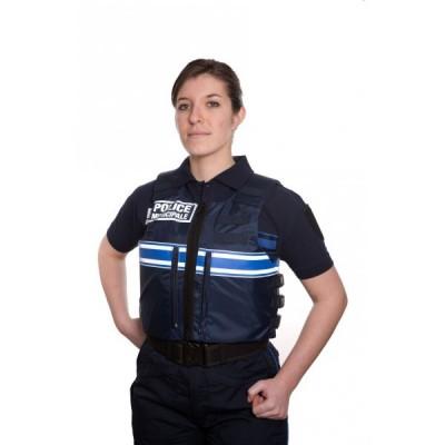 Gilet pare balles Police Municipale Sportline Femme