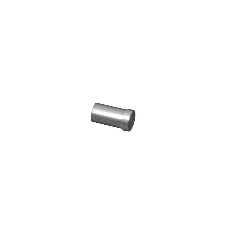 DZ Talons plats aluminium pour traits 22.19