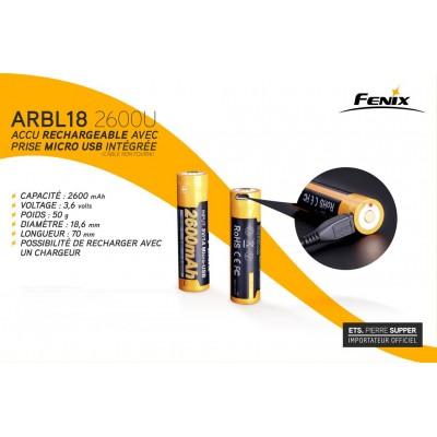 FENIX ARBL18-2600U