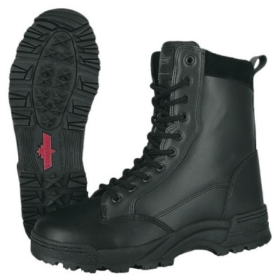 CHAUSSURES STARFORCE COMMANDER LEATHER BLACK