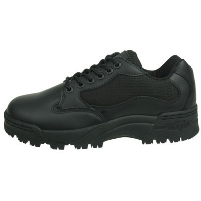 CHAUSSURES STARFORCE COMMANDER LOW BLACK