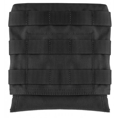 PORTE PLAQUE ADDITIONNEL LATERAL MARINE SYSTEME MOLLE