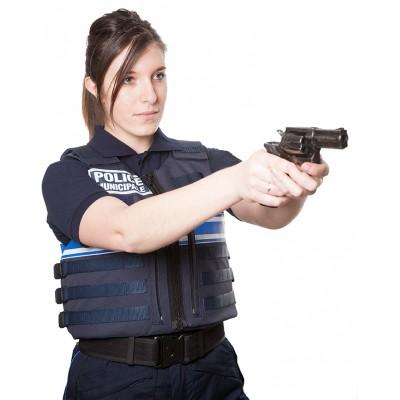 Gilet pare balle Police Municipale Tactic PM Femme