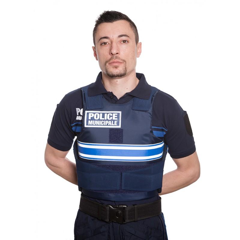 Gilet pare balles Police Municipale One plus pm Homme