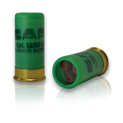 BOITE 10 Mini Gomm-Cogne CHEVROTINE Cal. 12-50