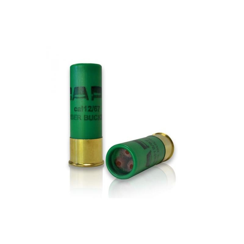 BOITE 5 Mini Gomm-Cogne CHEVROTINE Cal. 12-67