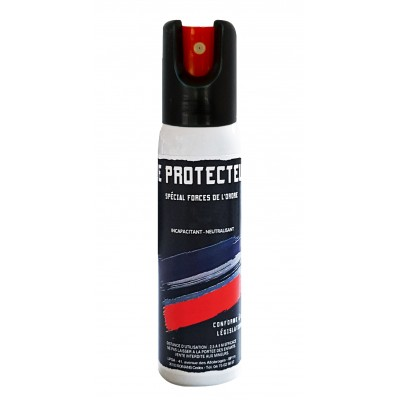 AEROSOL ANTI-AGRESSION FORCE LE PROTECTEUR GEL CS 25 ML