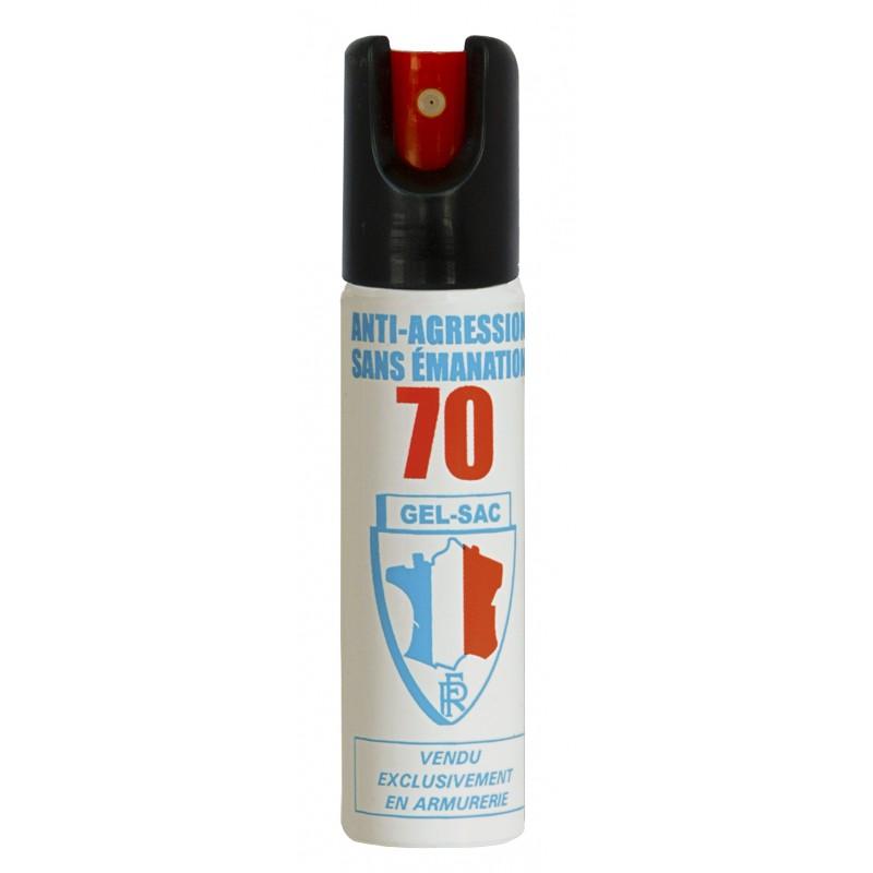 AEROSOL ANTI-AGRESSION FORCE LE PROTECTEUR GEL CS 25 ML