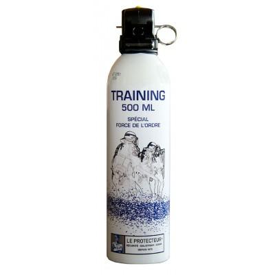 Aérosol d'entrainement training 500 ml
