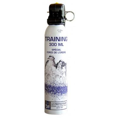 Aérosol d'entrainement training 300 ml