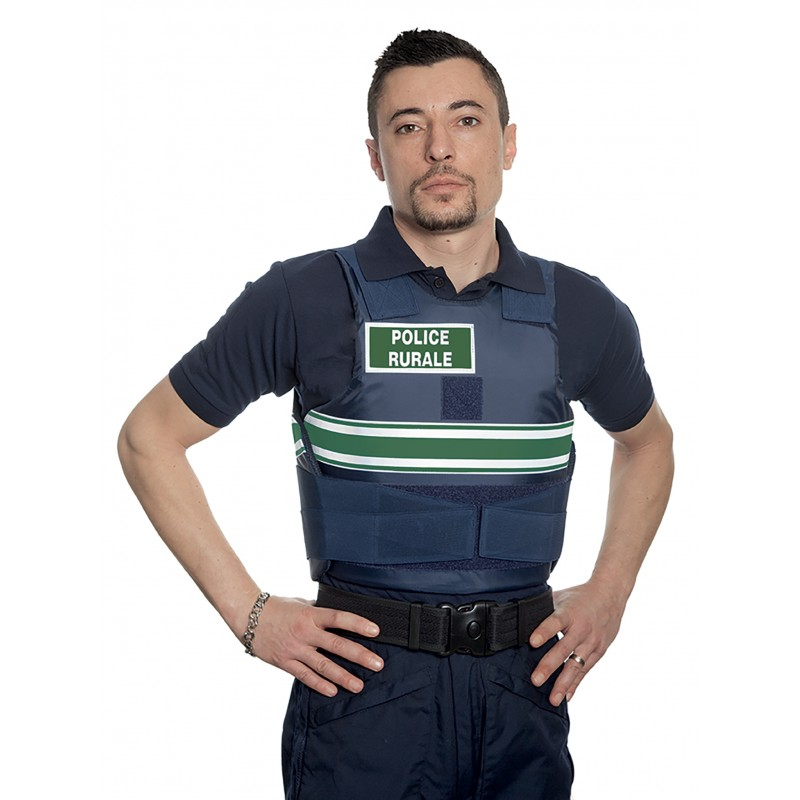 Housse One plus Police Rurale Homme