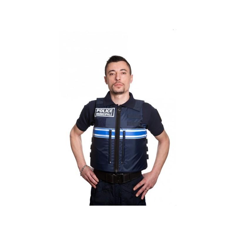 Gilet pare balles Police Municipale Sportline Homme