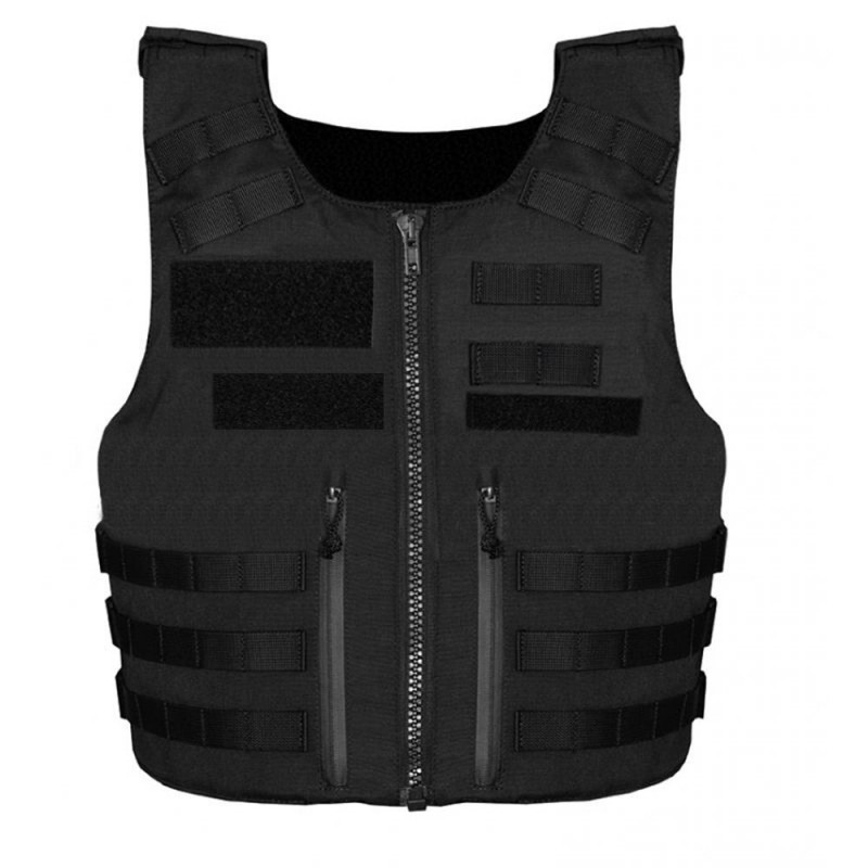 Gilet pare balles IIIA Full Tactical SECURITY Femme