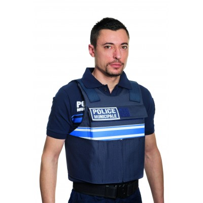 Gilet pare balles Police Municipale Heavy Unisexe