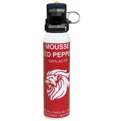 AEROSOL ANTI-AGRESSION MOUSSE RED PEPPER 100 ML