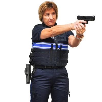 Full Tactical femme Police Municipale IIIA