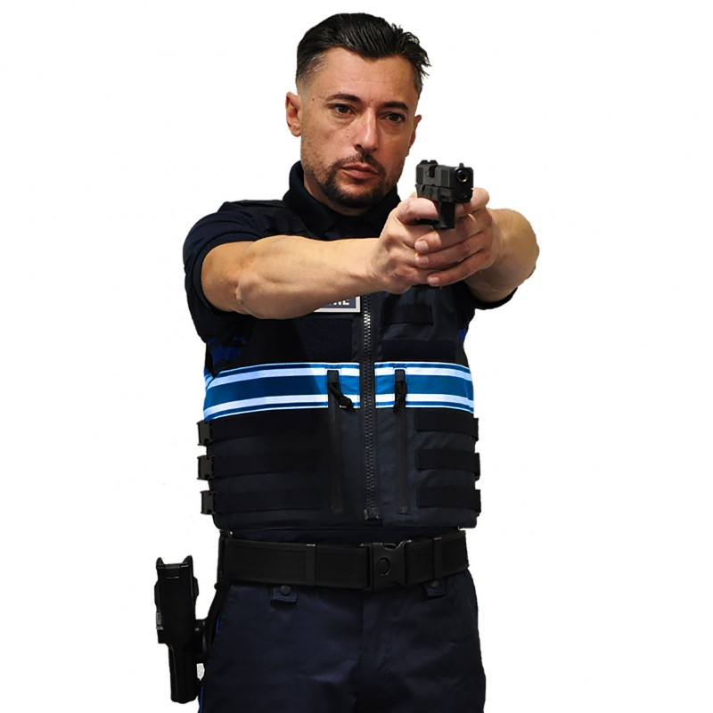 Full Tacticalhomme IIIA Police Municipale