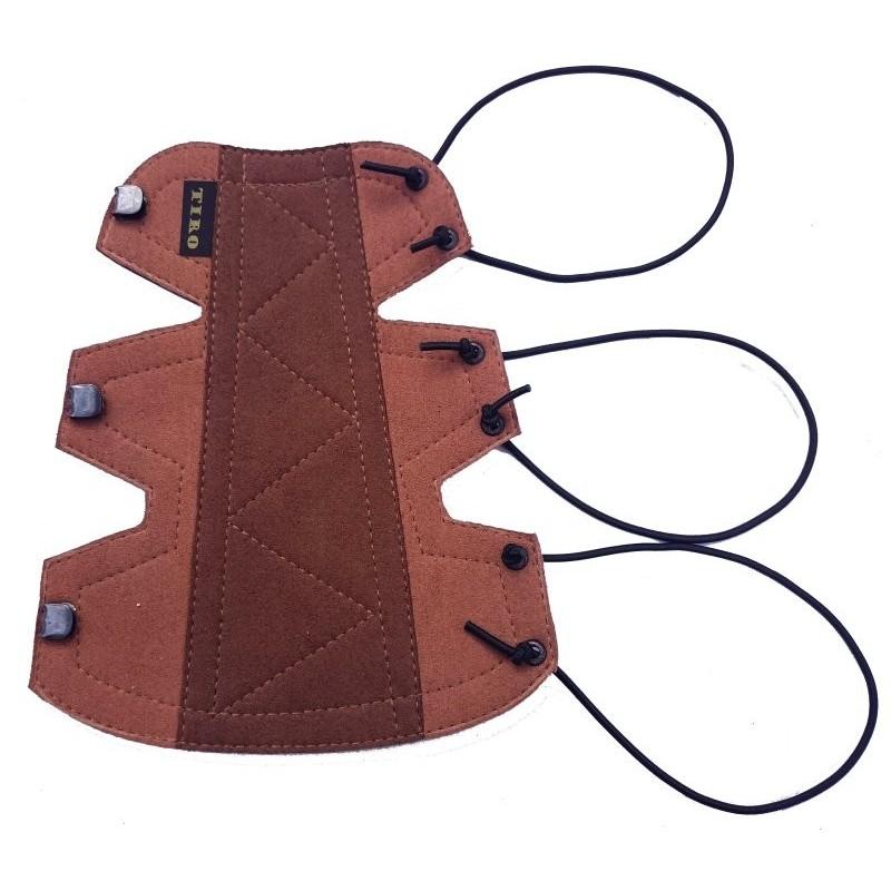 Bracelet Classique Small Marron/Beige