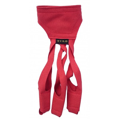 GANTS CROSS ROUGE