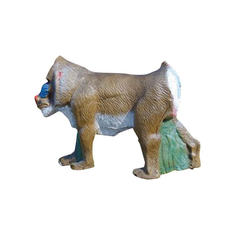 CIBLE 3D BABOUIN (MANDRILL) - IMAGO
